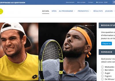 Tennisbreaknews