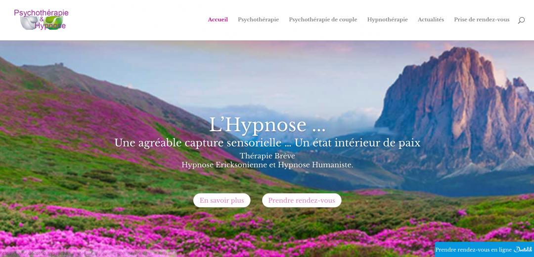 Psychothérapie Hypnose Claudine Graziella Campanini